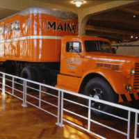 Museum Award: Galen Cole Family Land Transport Museum