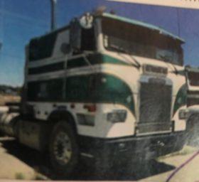 1993 Freightliner COE