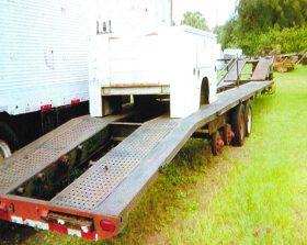 2002 Excel EZ Load 5th Wheel