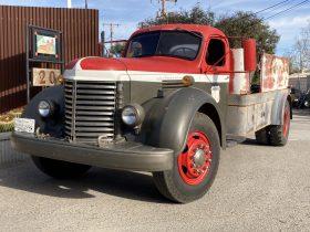 1942 International KR10 Petroleum Truck
