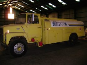 1975 Ford Fuel Truck