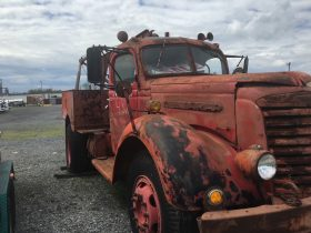 1946 General Tow truck