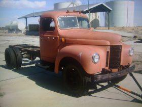 1947 International K-Model Truck