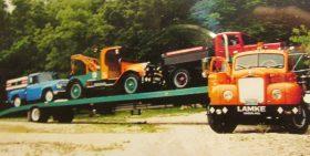 John Lamke Collection of Trucks and Trailer